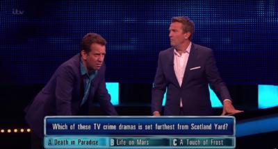 Mark Pougatch ITV