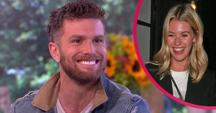 Celebrity Gogglebox cast: Joel Dommett and wife Hannah Cooper 'sign up'