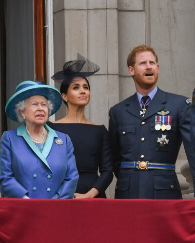 The Queen news