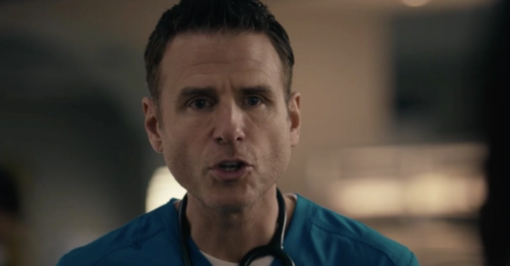 casualty BBC One