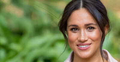 Meghan Markle on The Queen