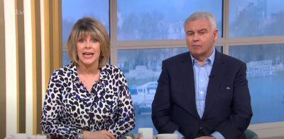 ITV This Morning - Ruth and Eamonn