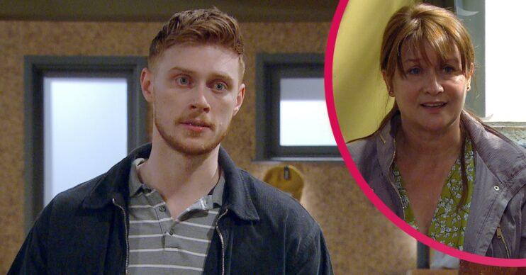 When does Luke leave Emmerdale? Is he leaving for good?