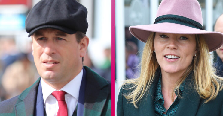 Peter Phillips divorce from wife