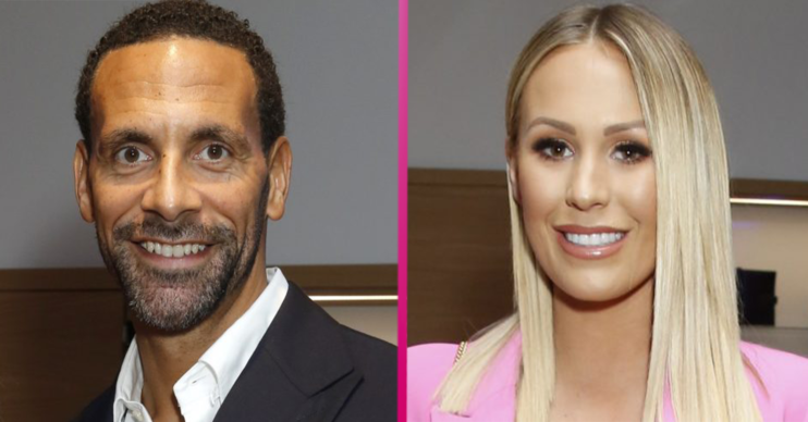 rio Ferdinand wife: how did he and Kate meet?