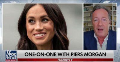 Piers Morgan news