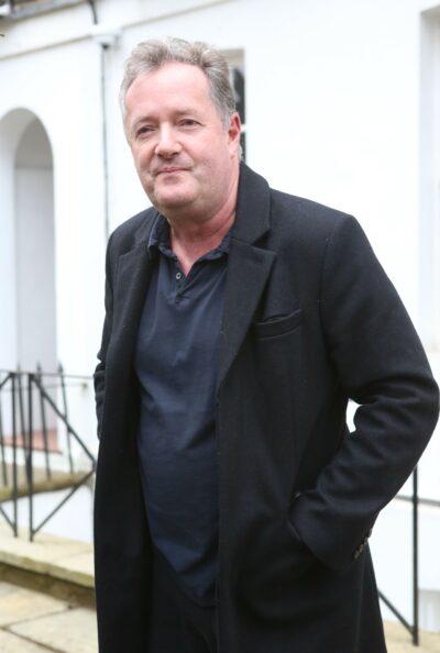 Piers Morgan Meghan Markle