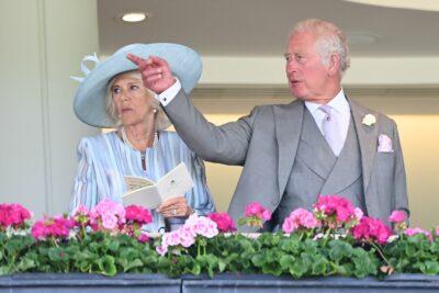 Royal Ascot The Queen