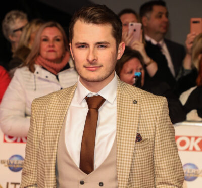 EastEnders Max Bowden has split from his girlfriend of two years