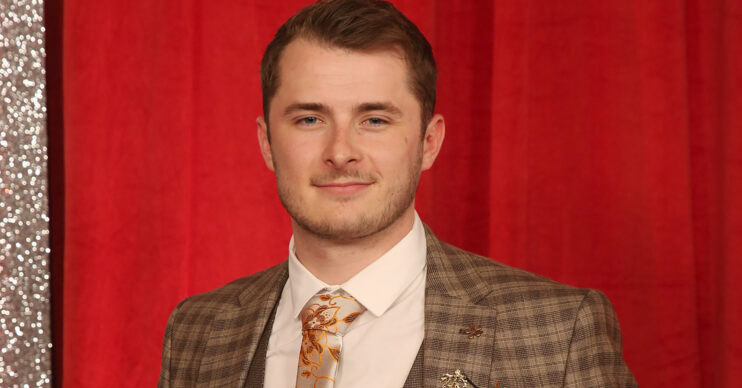 EastEnders star Max Bowden