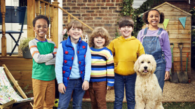 Biff and Chip on CBeebies