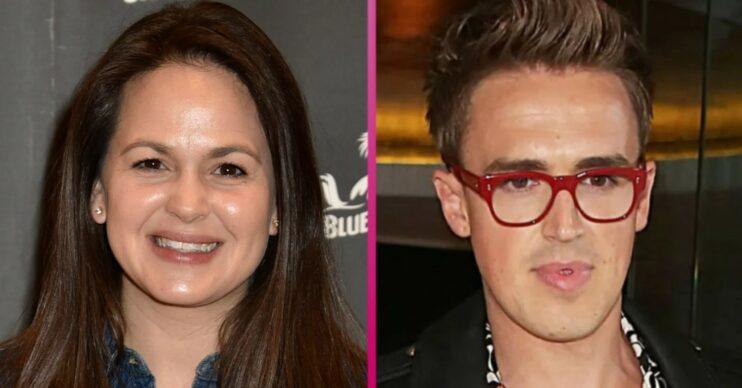Giovanna and Tom Fletcher furlough