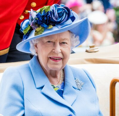 is the queen at ascot