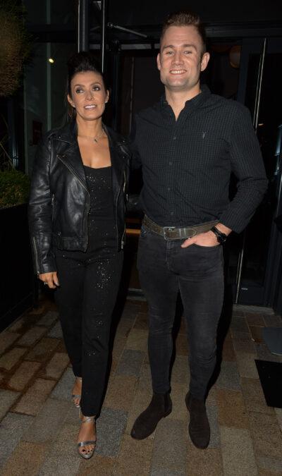 Kim Marsh dad: Star and partner Scott Ratcliff
