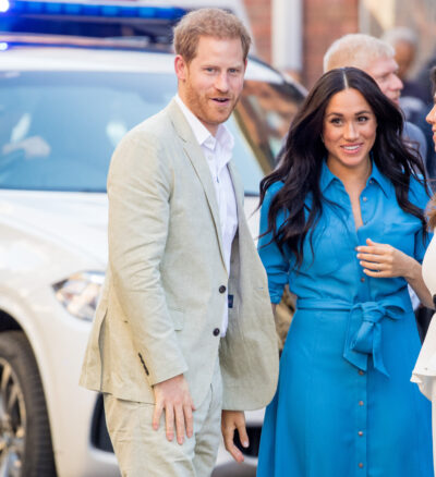 harry and meghan: Earl Spencer can't wait to meet baby