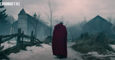Handmaids Tale series four episode one