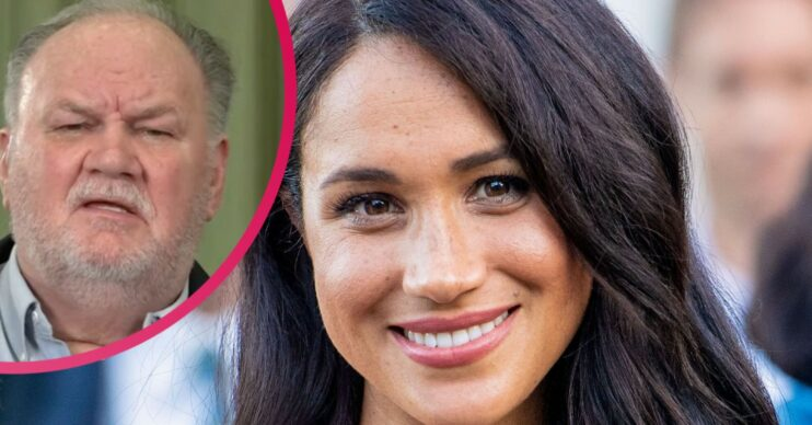meghan markle latest news father's day