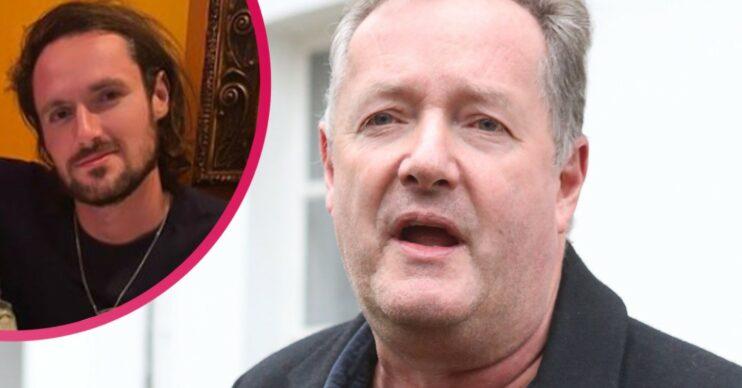 Piers Morgan latest
