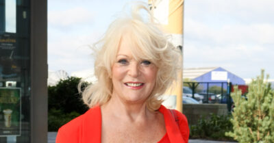 Sherrie Hewson reveals she was attacked by a famous director
