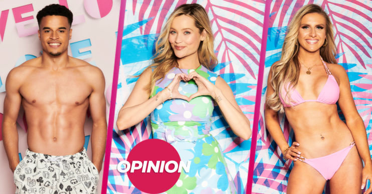love island cast: Where are all the fat people?