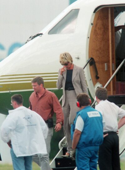 Princess Diana last words: First responder's new details