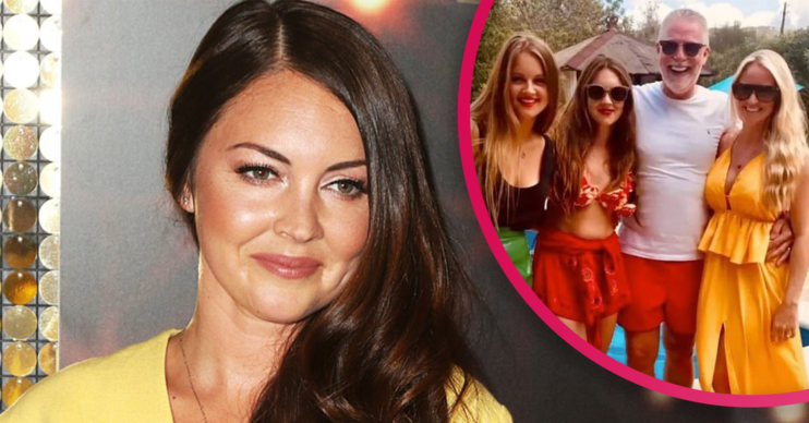 Lacey Turner sisters: Star posts Father's Day tribute