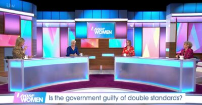 Loose Women denise Welch