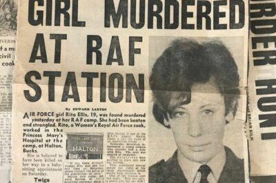 What happened to Rita Ellis?
