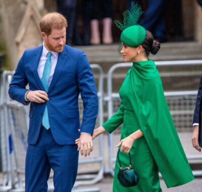 Harry and Meghan latest news