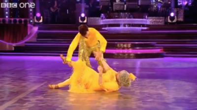strictly come dancing Anton du Beke