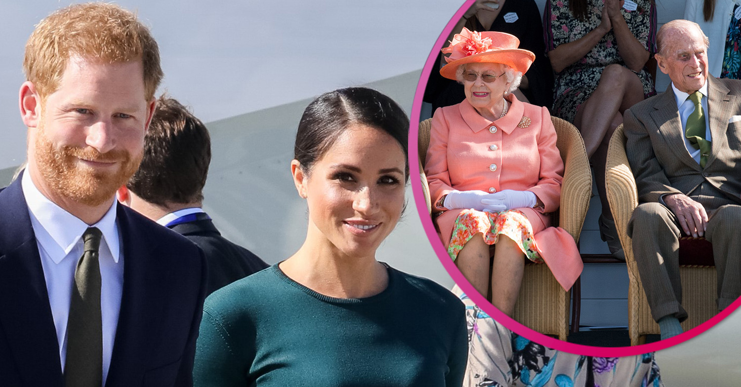 Lilibet 'was chosen by Harry and Meghan as a tribute to Philip, NOT the Queen'