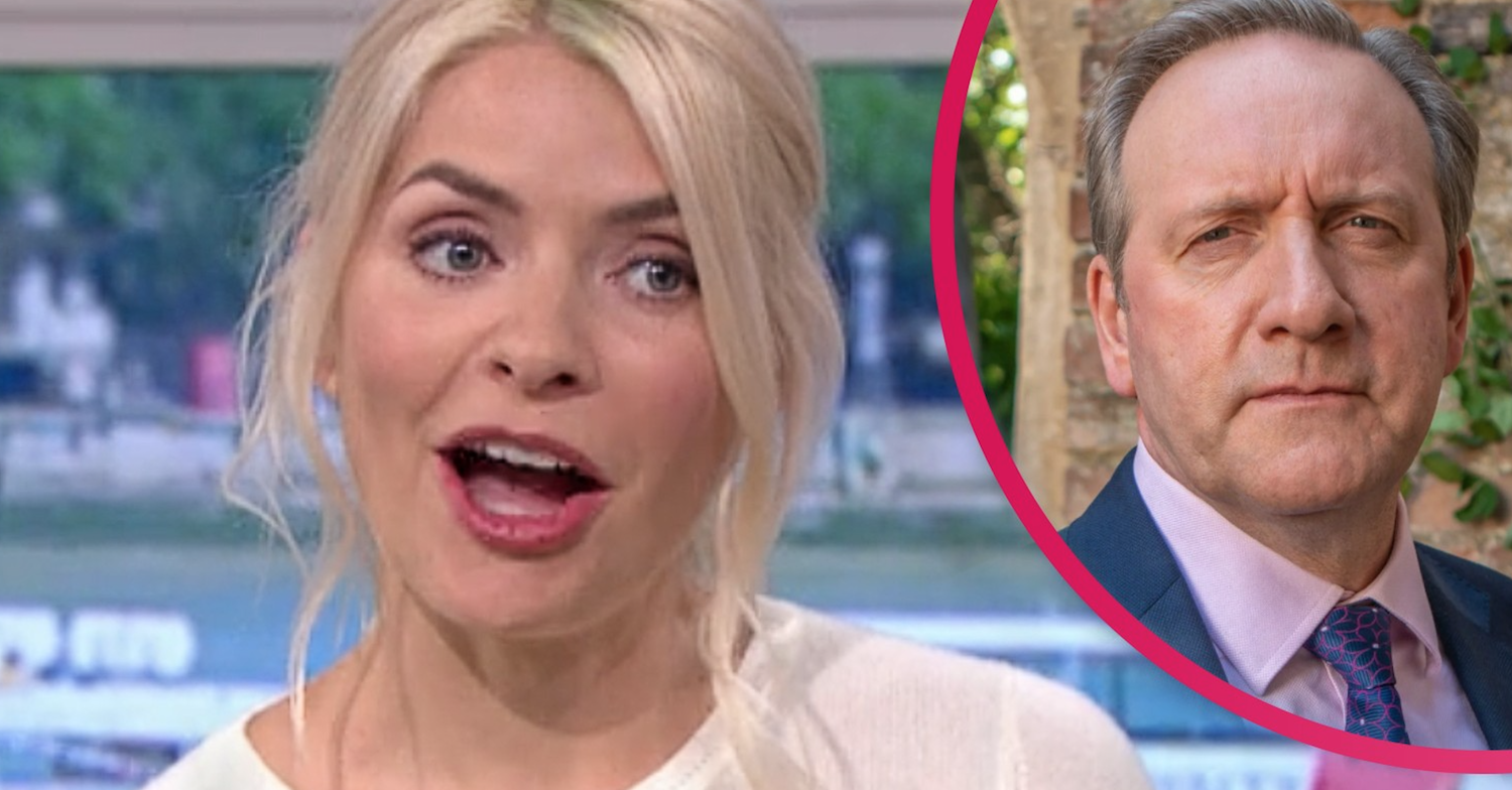 """Holly Willoughby says """"she won't be invited"""" back after Midsomer Murders filming shambles"""