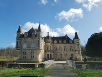 Escape to the Château cost