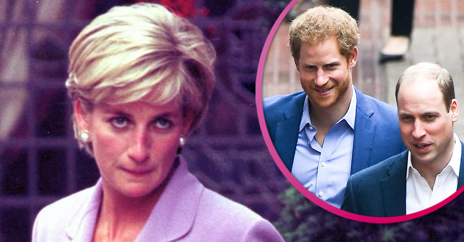 Diana 'made William and Harry promise to always be best friends and to never let anyone come between them'