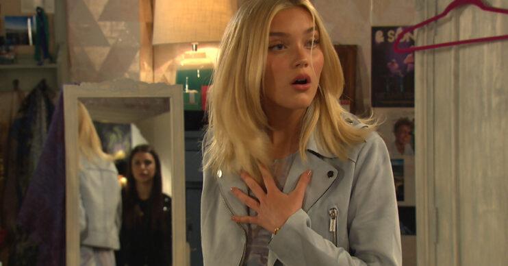 Emmerdale spoilers Tuesday July 6 - Leanna is shocked when Meena appears