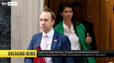 Matt Hancock aide: What is the allure of MPs?