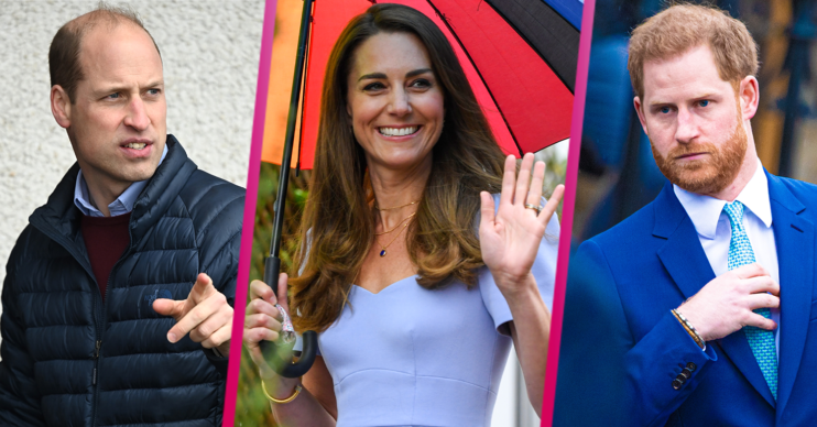 William and Kate: Duchess won't be at statue unveiling