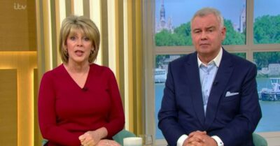 Ruth Langsford and Eamonn Holmes This Morning