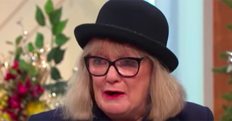 Janice Long in hospital