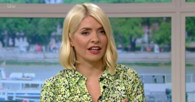 Holly Willoughby outfit today
