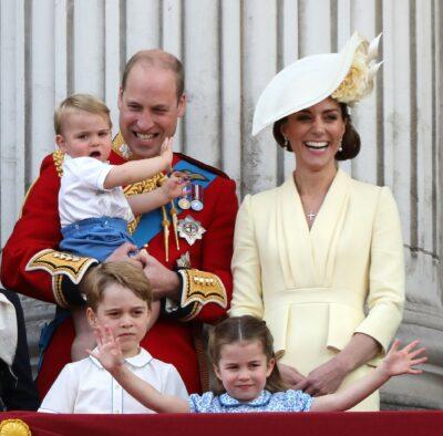 The Duke of Cambridge