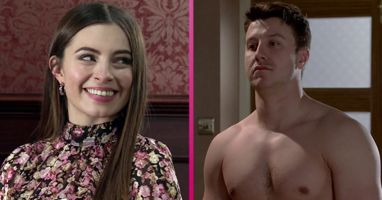 Coronation Street SPOILERS: Daisy makes her move on Ryan