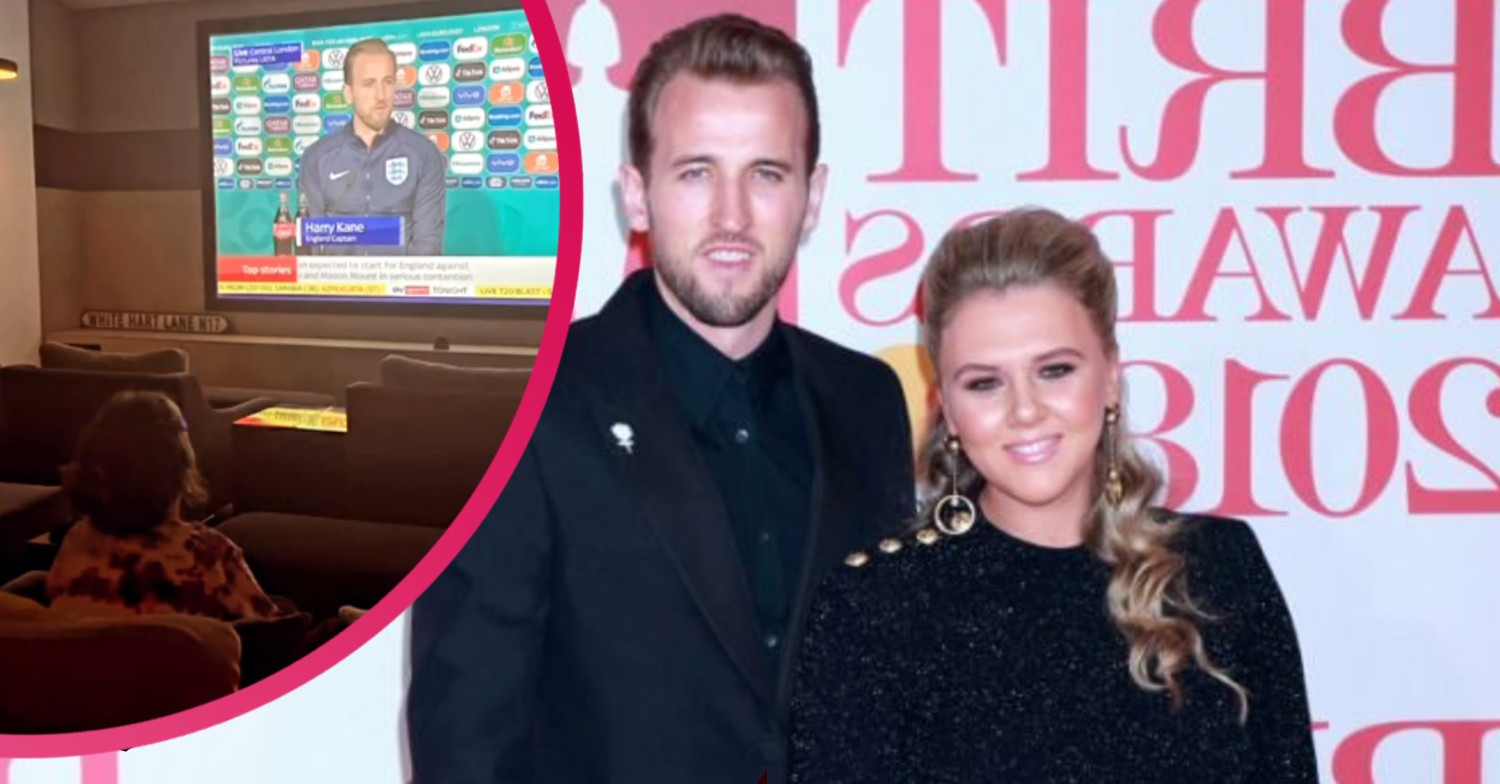 Is Harry Kane Married Footy Star S Wife Shares Rare Picture Of Her Kids News Logics