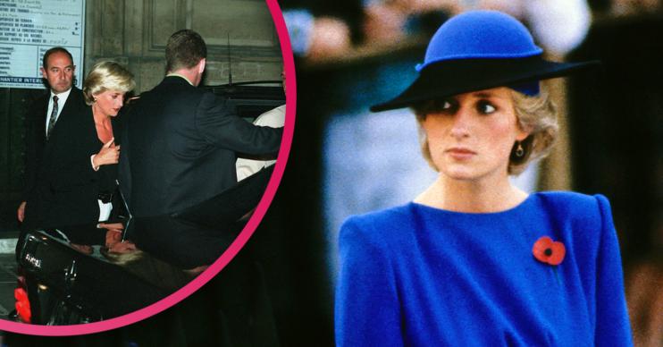 Princess Diana last words