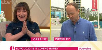 Lorraine today