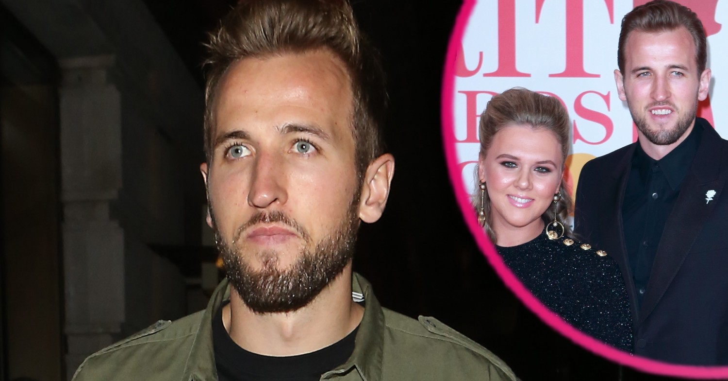 Harry Kane Gushes Over Wife Kate As They Pose Ahead Of England Win