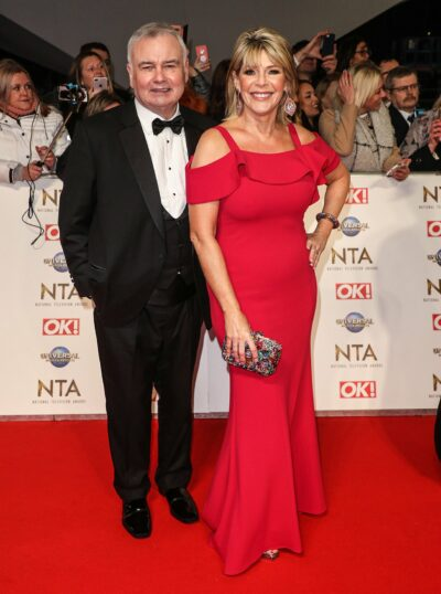 ITV This Morning favourite Eamonn and Ruth