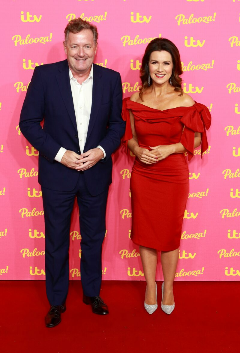Susanna Reid: I look very different before going on Good