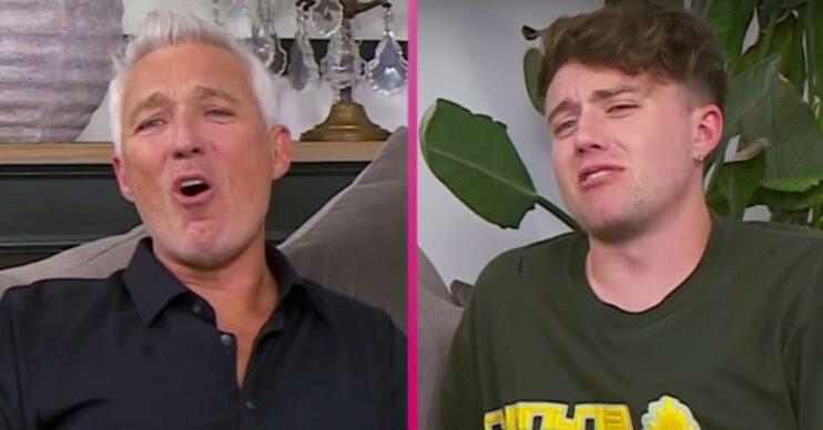 Celebrity Gogglebox 2021: Viewers weirded out as Martin Kemp jokes about son Roman Kemp fancying his mum