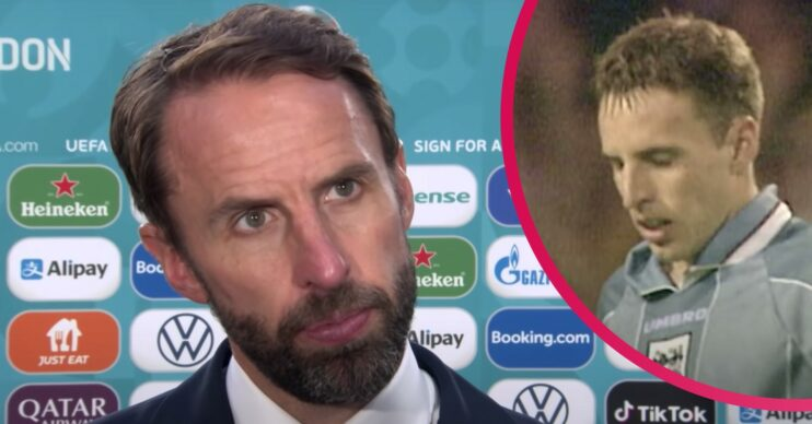 How Gareth Southgate nightmare penalty miss in 1996 has driven him to thrive as England manager